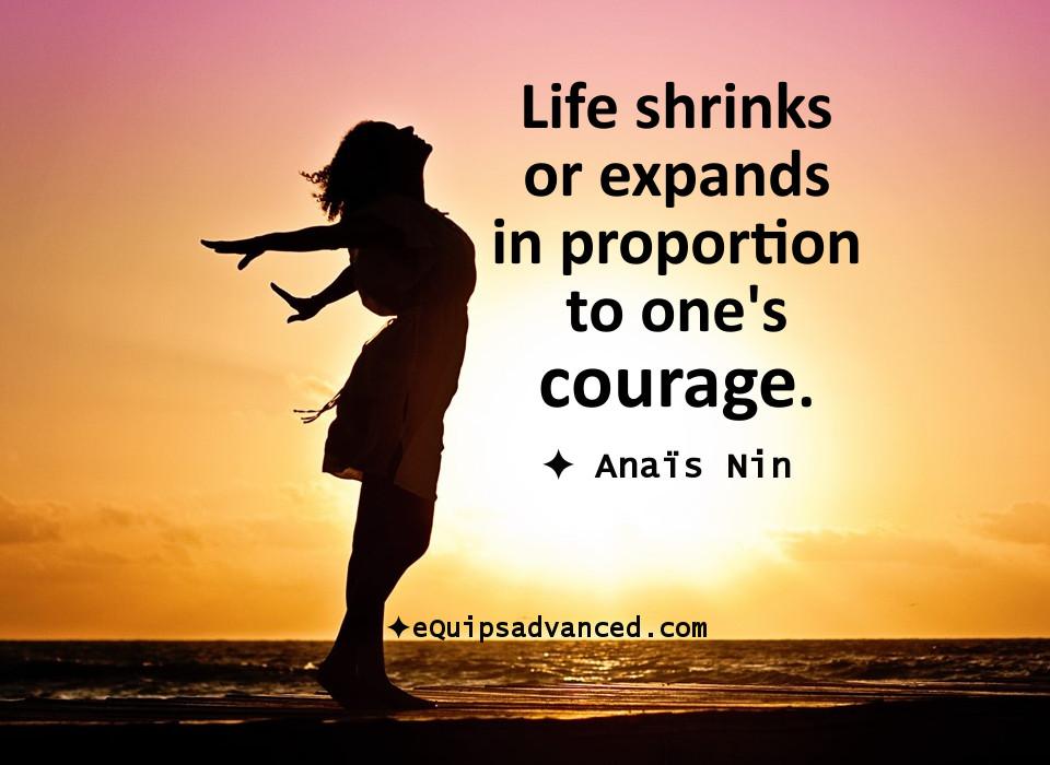 Courage-Nin