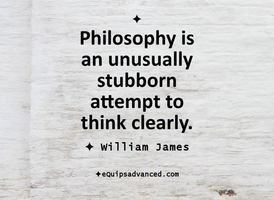 PhilosophyIs-James
